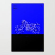 Macchina No.13 Canvas Print