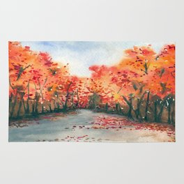 Autumn Journey Rug