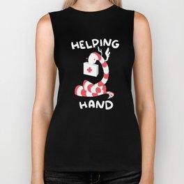 Helping Hand Biker Tank