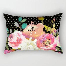 Flowers bouquet #32 Rectangular Pillow