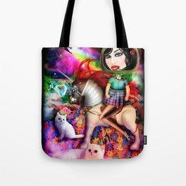 Vision City: A Wondrous Frisk Tote Bag