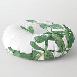 Cactus Opuntia Floor Pillow