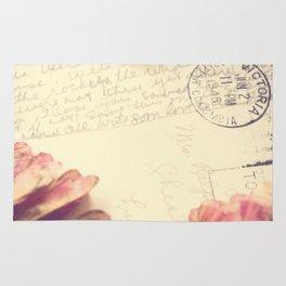 Victoria 1946 - Love Letter Rug
