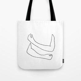 pause Tote Bag