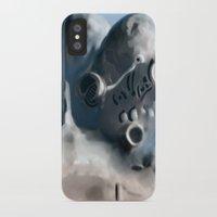 broken iPhone & iPod Cases featuring Broken by Giray Ötken