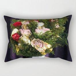Art Piece by Ally Asuncion Rectangular Pillow