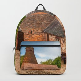 Bottle Kiln Coalport Backpack