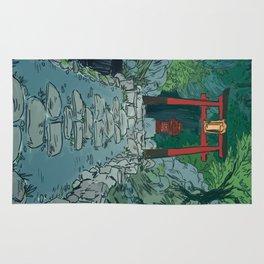 The Gate Rug