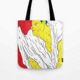DEADLY DANCE #4 Tote Bag