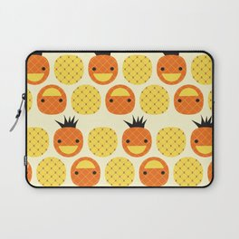 Dotty Pineapples II - Singapore Tropical Fruits Series Laptop Sleeve