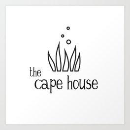 The Cape House - Sea Life Art Print