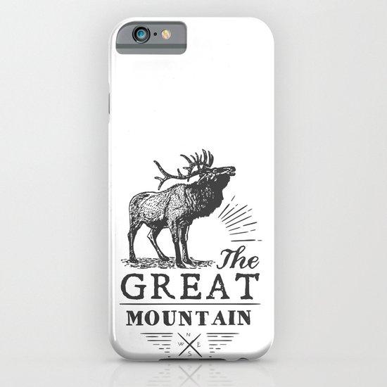 american deer iPhone & iPod Case