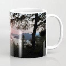 Solemn Sunset  Mug