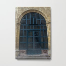 Ancient gates Metal Print