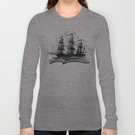 Sailing Winds Long Sleeve T-shirt