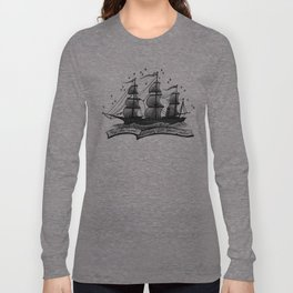 Sailing Winds Long Sleeve T-shirt