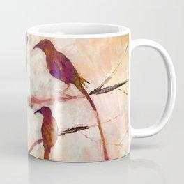 Sugarbirds Coffee Mug
