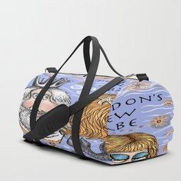 Poseidon's New Mermaid Babe Duffle Bag
