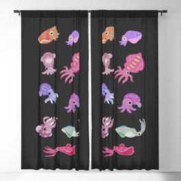 Squids Blackout Curtain