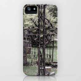Pirita Cross iPhone Case