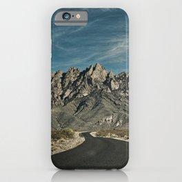 Organ Mountains iPhone Case
