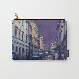 Cracow Slawkowska street #cracow #krakow Carry-All Pouch