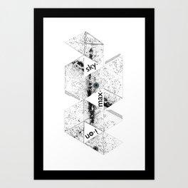 Skymaxion Art Print