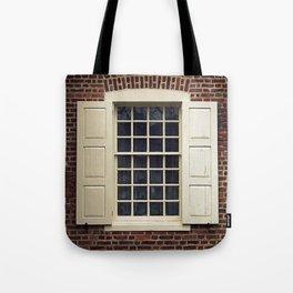 Annapolis Window Tote Bag