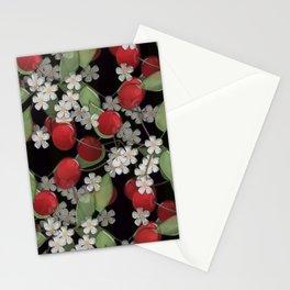 Cherry Charm, Imitation of glass Stationery Cards