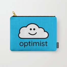 Happy Little Cloud Carry-All Pouch