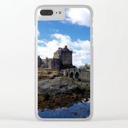 Eilean Donan Castle Clear iPhone Case