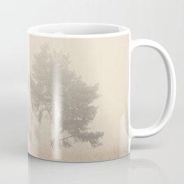 be brave be strong be beautiful winter tree print Coffee Mug