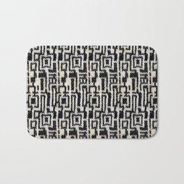 Maze Knit Bath Mat