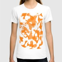 egg T-shirts featuring Egg by Cart My Art
