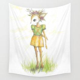 My Deer Wall Tapestry
