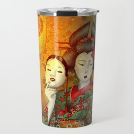 Bunraku Travel Mug