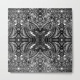 Beautiful Chaos Metal Print