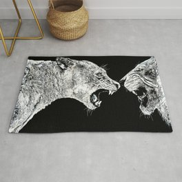 The Lioness Rug