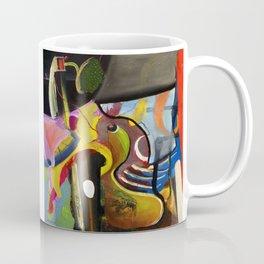 Circus Juice (oil on canvas) Coffee Mug