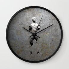 Han Solo Carbonite Wall Clock