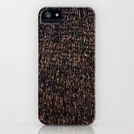 Wet Thatch iPhone Case