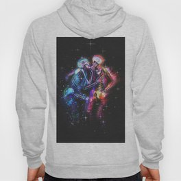 Transparent Being Hoody