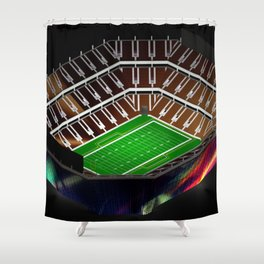 The Vista Shower Curtain
