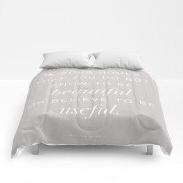 Morris Comforters