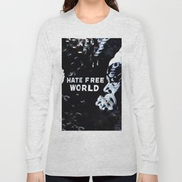 Blurry as the concept Long Sleeve T-shirt