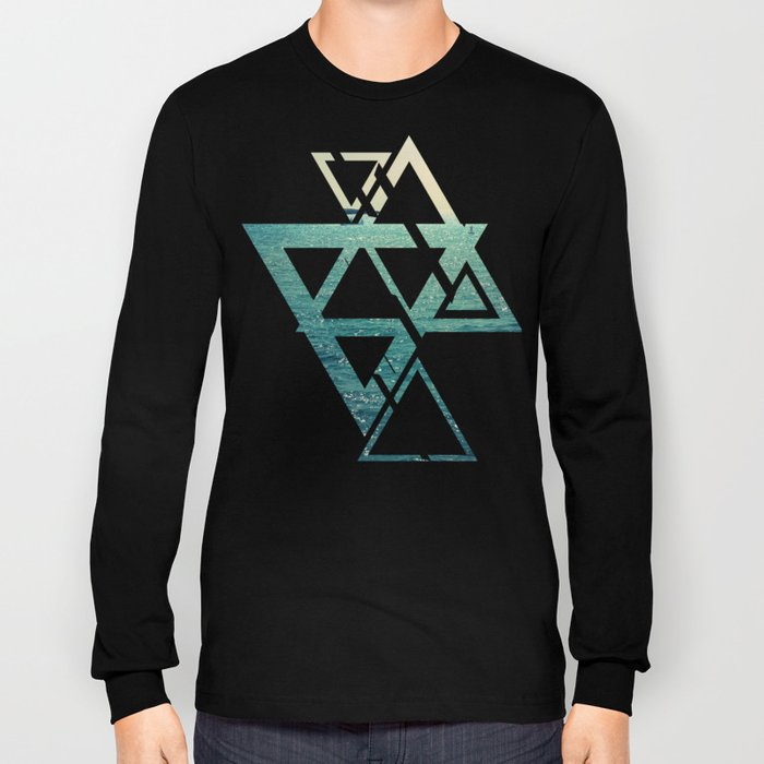 Sea is Always in your Mind Long Sleeve T-shirt
