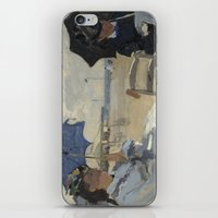 monet iPhone & iPod Skins featuring Monet by Palazzo Art Gallery