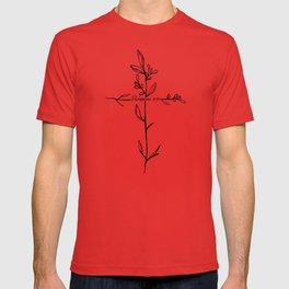 Philippians 4:13 Cross T-shirt