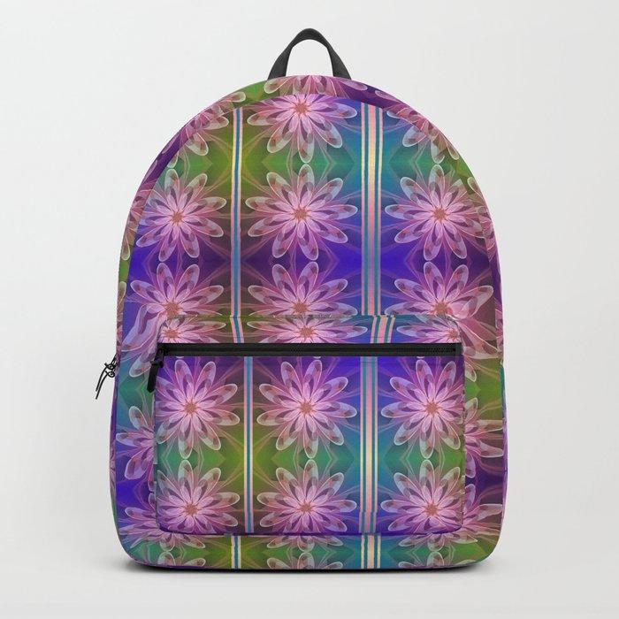 Dream flower Backpack