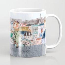 Mathias the french cat Coffee Mug